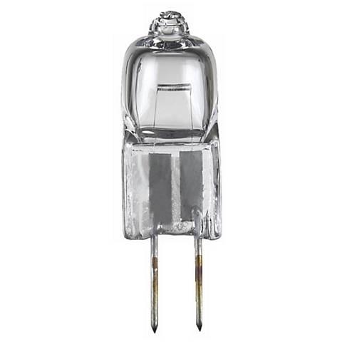 Tesler 10 Watt Halogen G4 Bi-Pin Low Voltage Light Bulb