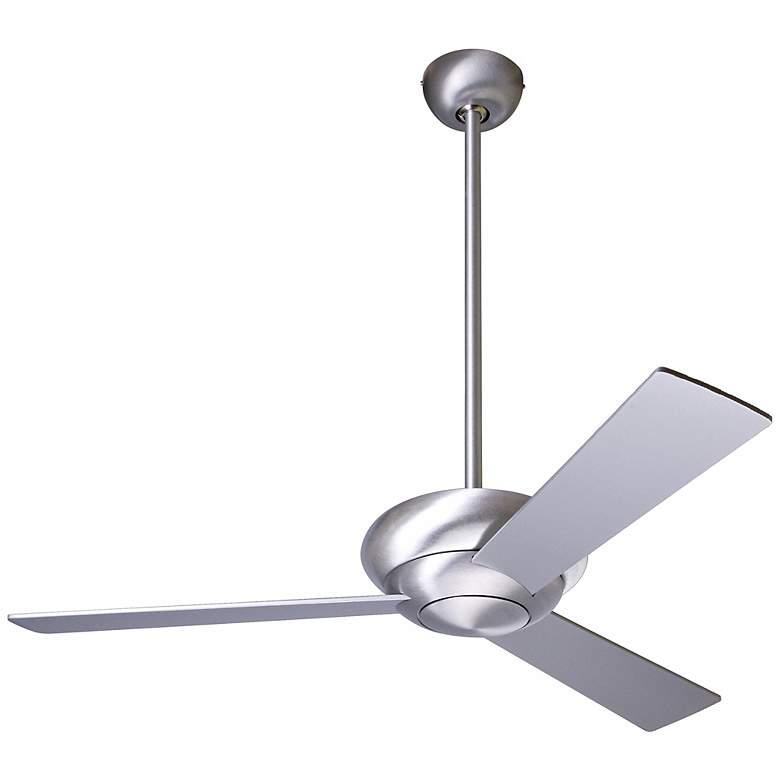 """42"""" Modern Fan Altus Aluminum Finish Ceiling Fan"""