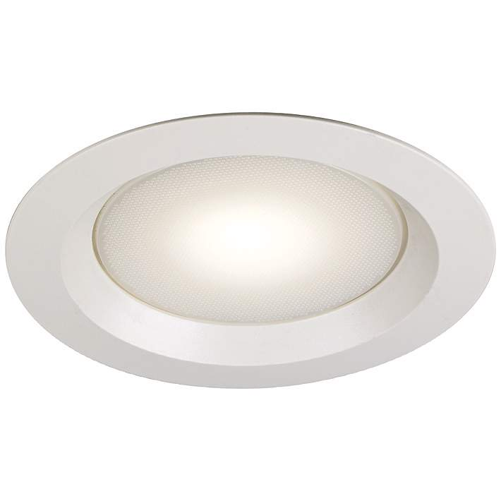 Wet Location Recessed Light Trim
