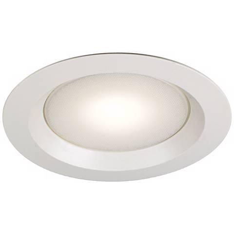 Juno 6 Quot Line Voltage Wet Location Recessed Light Trim 02494 Lamps Plus