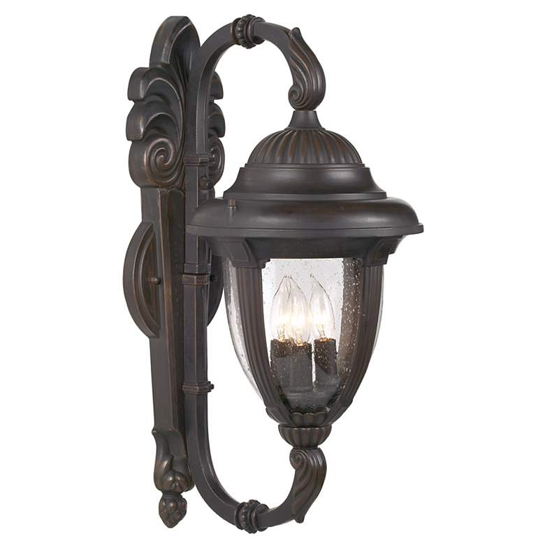 """Casa Sierra™ 21 1/2"""" High Double Arm Outdoor Light"""