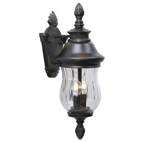 "Newport Collection 18 1/4"" High Outdoor Lantern"