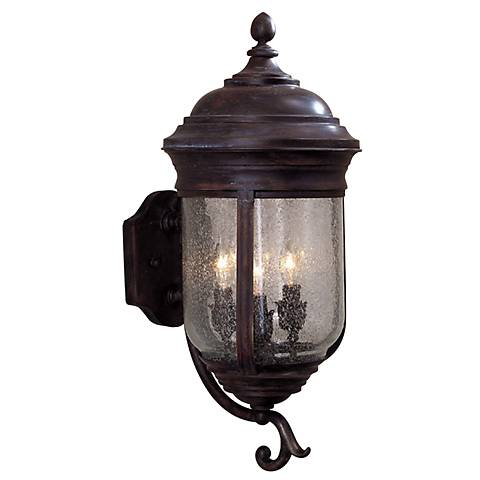 "Amherst Collection 21 7/8"" High Outdoor Lantern"