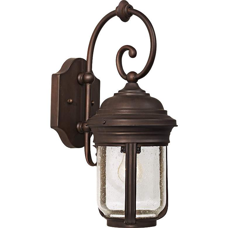 "Amherst Collection 16 3/4"" High Outdoor Lamp"