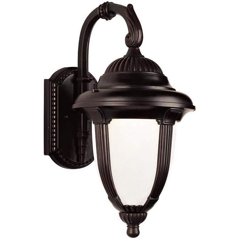 """Casa Sorrento™ 14 1/2"""" High GU24 Outdoor Wall Light"""
