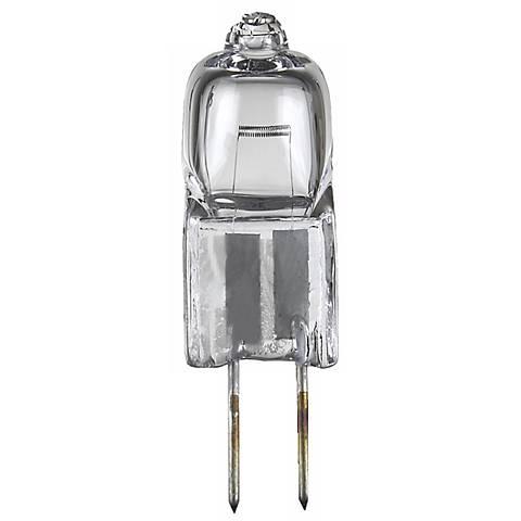 20 Watt Halogen G4 Bi-Pin Low Voltage Light Bulb