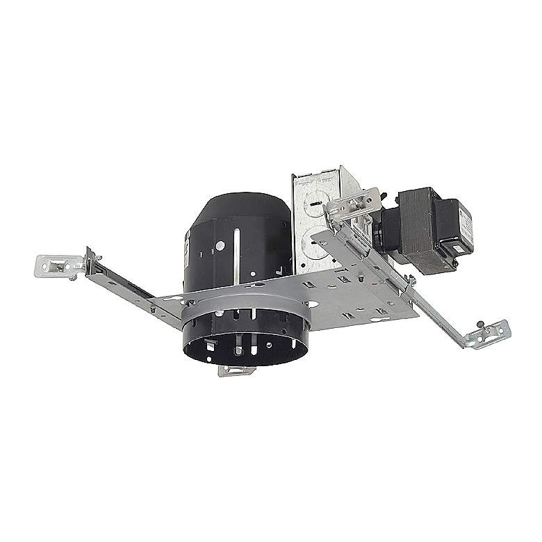 """Juno 4"""" Low Voltage New Construction Recessed Light Housing"""