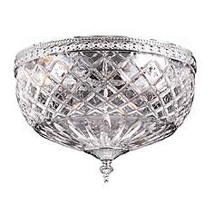 Crystal Flush Mount Lighting | Lamps Plus