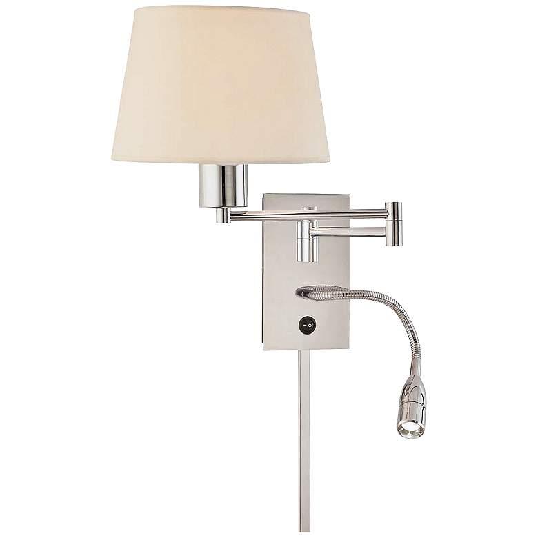 George Kovacs Multi-Function II Plug-In Swing Arm Wall Lamp