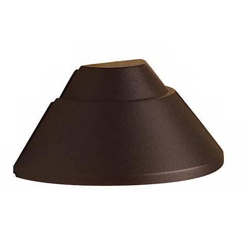 Kichler Architectural Bronze Micro Deck Light