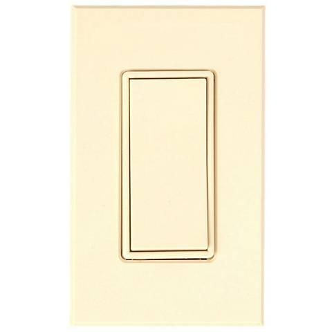 Lightolier Sunrise Remote Ivory Dimmer Switch