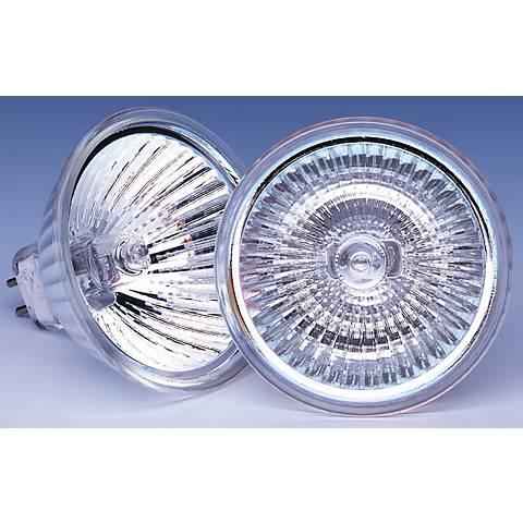 Sylvania 35 Watt 10-degree Narrow Beam MR-16 Halogen Bulb