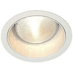 Lightolier recessed lighting lamps plus lightolier 5 line voltage white alzak recessed light trim aloadofball Choice Image