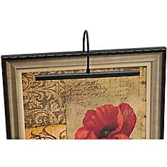 """House of Troy 16"""" Wide Advent Profile Black Picture Light"""