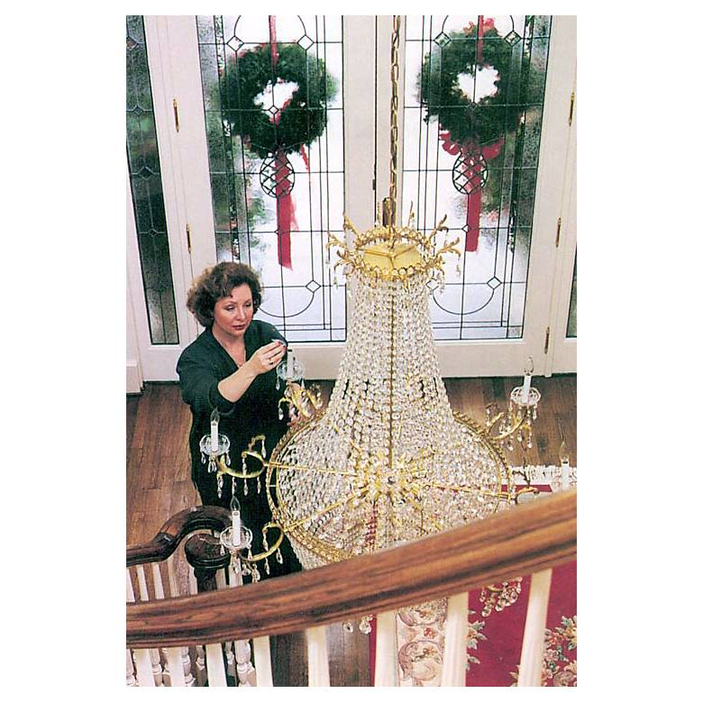 Aladdin 200 Pound Capacity Chandelier Lift