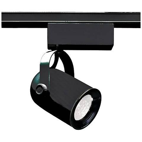 Nuvo Lighting 12V Black MR16 Round Back Track Light Head