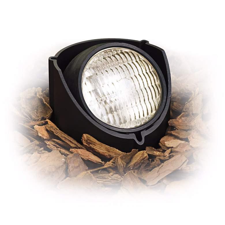 Kichler Black 50 Watt Outdoor Well Light