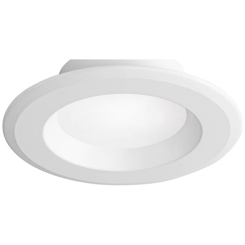 "5/6"" White 15 Watt Dimmable LED Retrofit Trim"