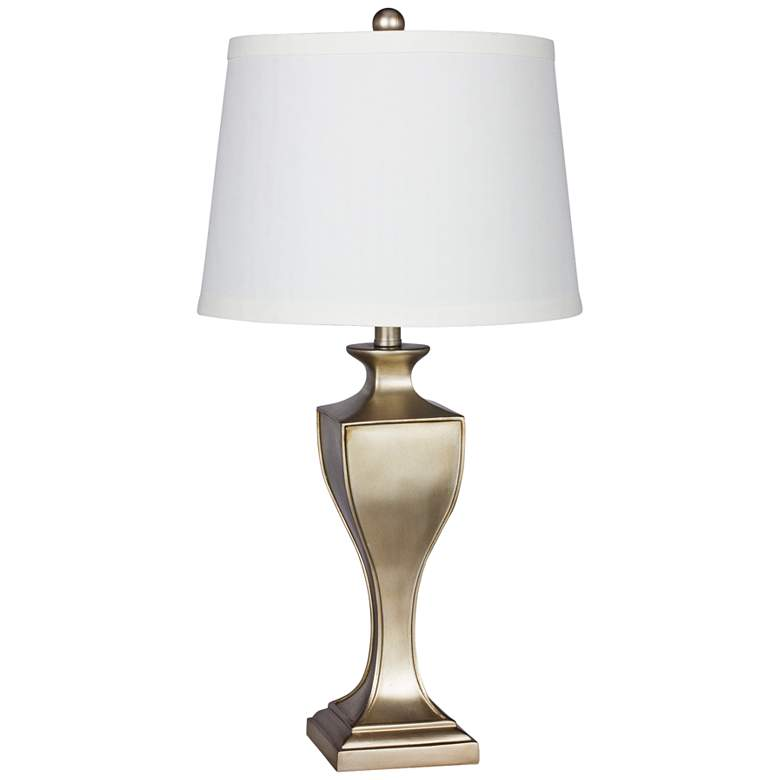 McCalister Champagne Gold Trophy Table Lamp