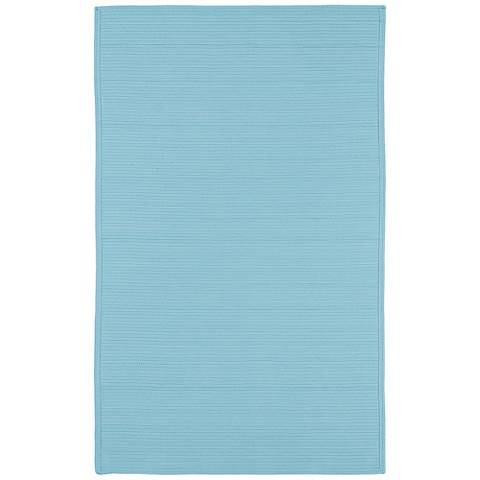 Kaleen Bikini 3020-79 Light Blue Outdoor Area Rug