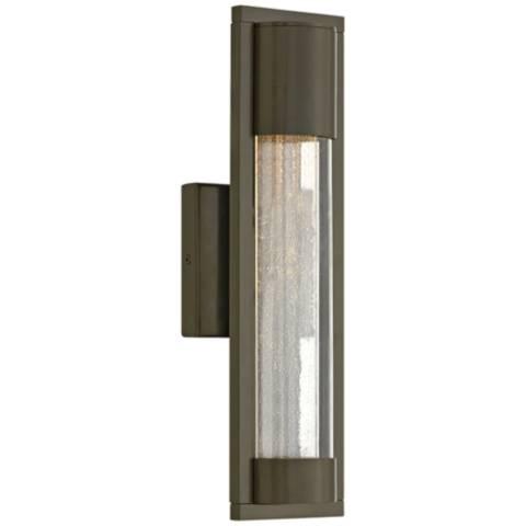 Hinkley Mist 15 1 2 Quot High Bronze Outdoor Wall Light