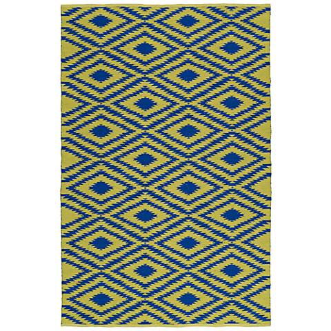 Kaleen Brisa BRI02-22 Navy Outdoor Area Rug
