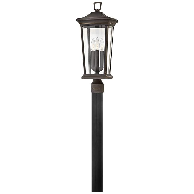 """Bromley 22 1/2"""" High Oil Rubbed Bronze Outdoor"""