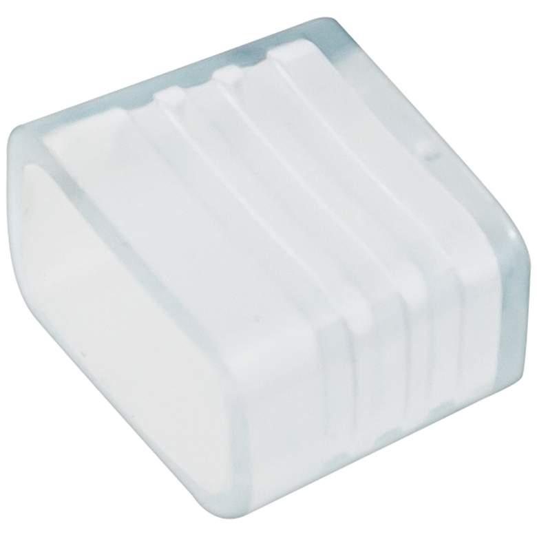 Hybrid 2 Clear Plastic End Caps