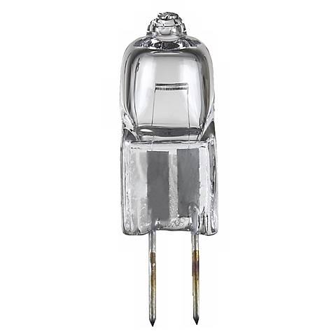 10 Watt Bi-Pin Halogen Light Bulb