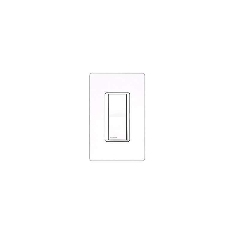 Lutron Claro White 3-Way Switch