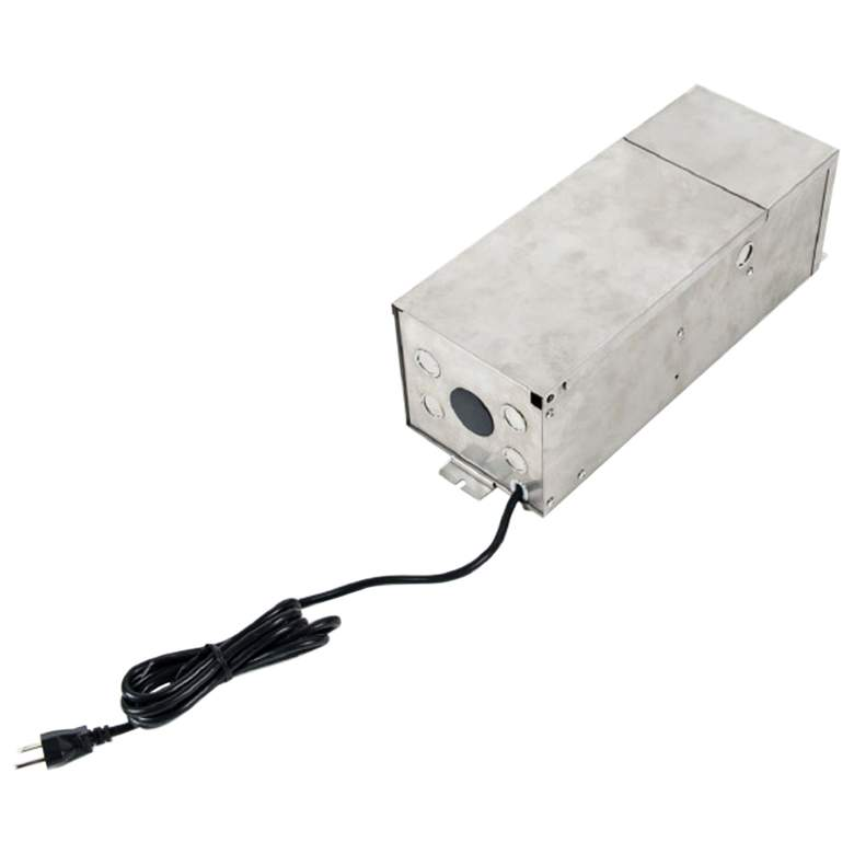 WAC Landscape Stainless Steel 300W Magnetic Transformer