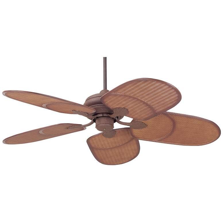 "42"" Casa Vieja® Outdoor Tropical Ceiling Fan"