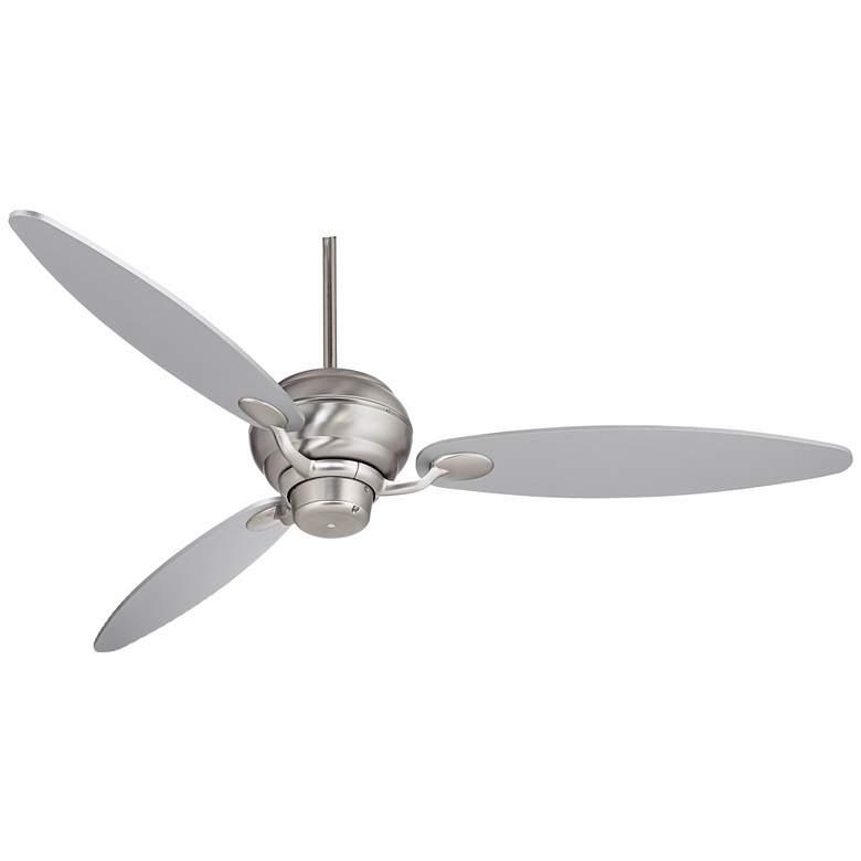 """60"""" Spyder™ Brushed Nickel Ceiling Fan"""
