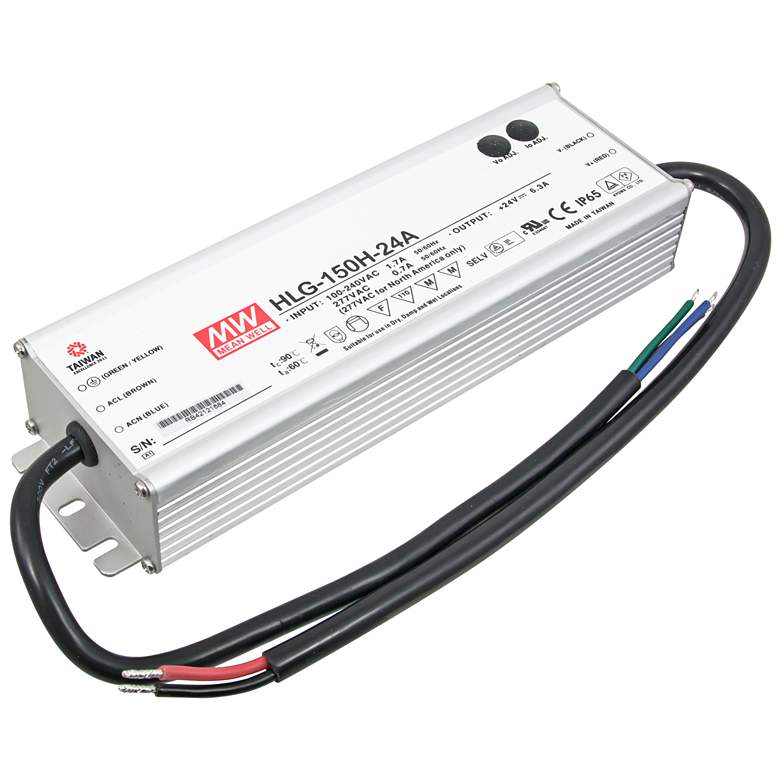 """Trulux 9"""" Wide 24V 150W LED System Driver"""