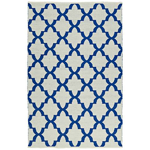 Kaleen Brisa BRI10-22 Navy Outdoor Area Rug