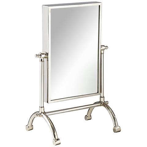 "Cyan Design Cassius Steel 16 3/4"" x 24 3/4"" Mirror"