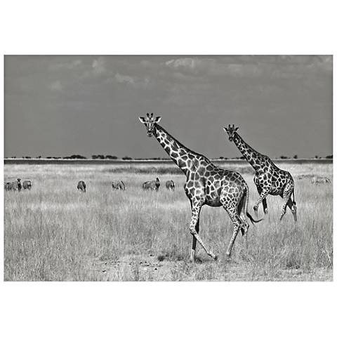 "Savanna Favorites 32"" Wide Wall Art Print"