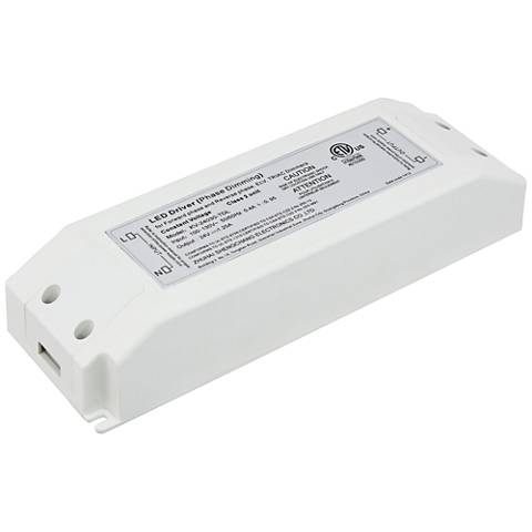 "Flexform 7.06"" Wide 18-30W Dimming Hardware Driver"