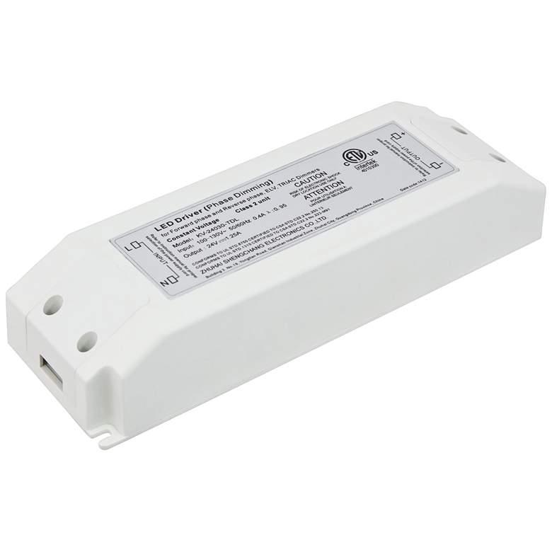 "Flexform 7.0625"" Wide 27-45W Dimming Hardware Driver"