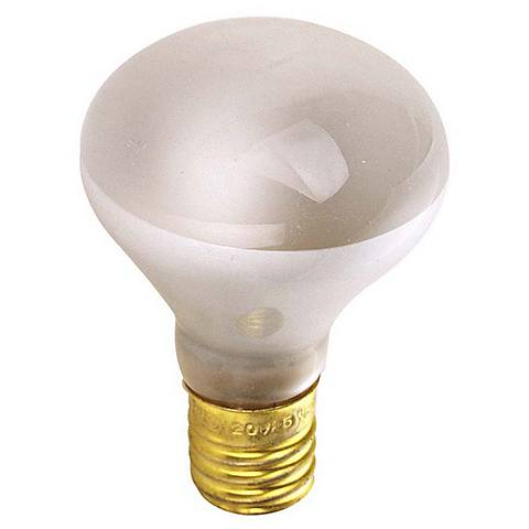 65 Watt R 40 Frost Flood bulb