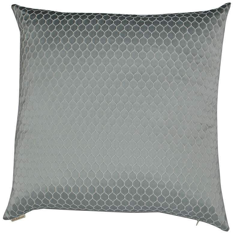 "Ariel Seaglass 24"" Square Decorative Throw Pillow"