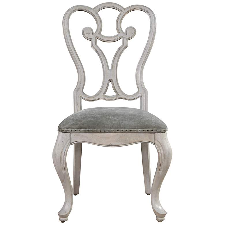 Elan Upholstered Armless Side Chair Set of 2