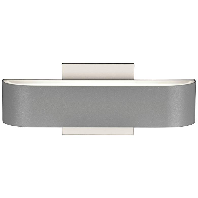 "Montreal 3 1/2"" High Satin 2-LED Outdoor Wall Light"
