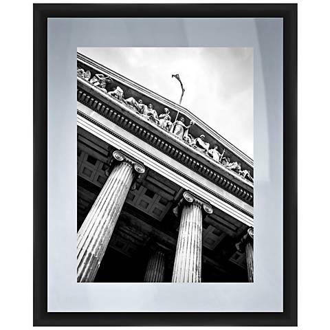 """Pantheon 22"""" High Framed Giclee Wall Art"""