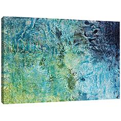 "Under The Sea 40"" Wide Canvas Wall Art"