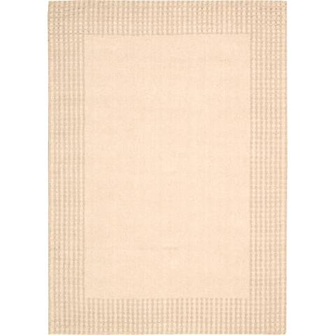 "Kathy Ireland Cottage Grove KI700 8'x10'6"" Bisque Rug"