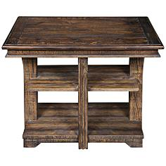 Uttermost Ramsey Solid Pine End Table