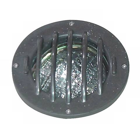 Bronze Well Style Low Voltage Landscape Light