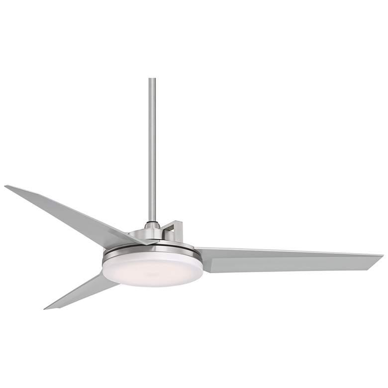 """52"""" Cyber™ Brushed Nickel Ceiling Fan"""