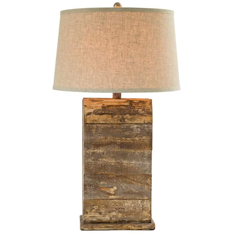 "Kadoka 30 1/2"" High Southwest Table Lamp"